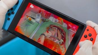 GameStop Italia lista una versión física de Surgeon Simulator CPR para Nintendo Switch