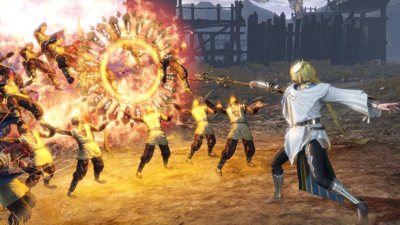 Nuevos artes y capturas de Warriors Orochi 4 nos muestran a Perseus, nuevos tesoros sagrados y más