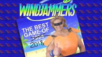 Se anuncia Windjammers para Nintendo Switch