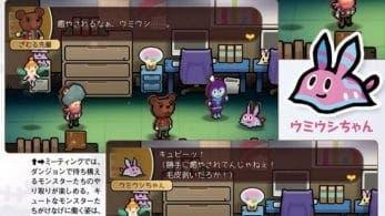 Más detalles sobre Work x Work: nuevos personajes, la sala de personal y el contenido DLC
