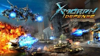 X-Morph: Defense y Cities: Skylines serán lanzados en formato físico para Nintendo Switch