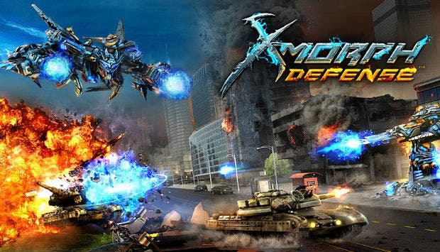 X-Morph: Defense confirma su estreno en Nintendo Switch