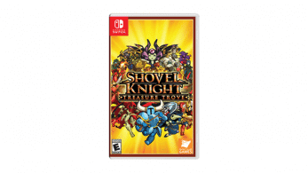 La versión física de Shovel Knight: Treasure Trove para Switch queda confirmada
