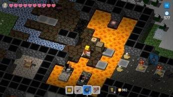 BQM – BlockQuest Maker llegará a Nintendo Switch en otoño