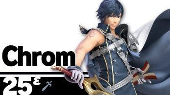 Chrom protagoniza la última entrada del blog oficial de Super Smash Bros. Ultimate