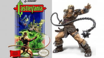 Las poses de Simon y Richter en Super Smash Bros. Ultimate rinden homenaje a los títulos originales de Castlevania
