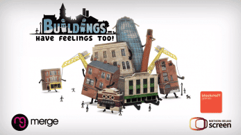 Buildings Have Feelings Too! y Sparklite también llegarán a Nintendo Switch