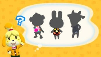 Nuevos personajes se sumarán al elenco de Animal Crossing: Pocket Camp
