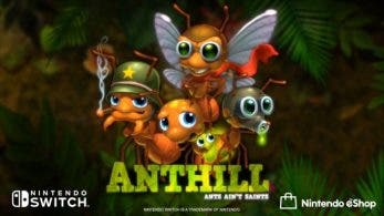 Image & Form anuncia Anthill para Nintendo Switch
