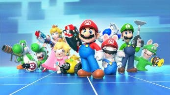 Mario + Rabbids Kingdom Battle celebra su primer aniversario
