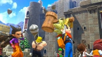 Nuevo gameplay de Dragon Quest Builders 2 del TGS 2018