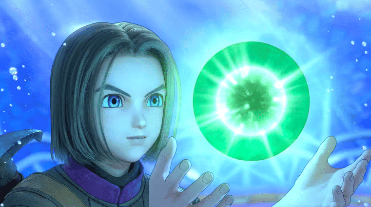 Dragon Quest XI S resurge: ya ha sido calificado en Australia