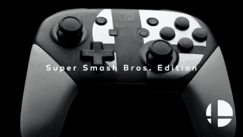 El Pro Controller de Nintendo Switch de Super Smash Bros. Ultimate confirma su estreno en Europa con este vídeo