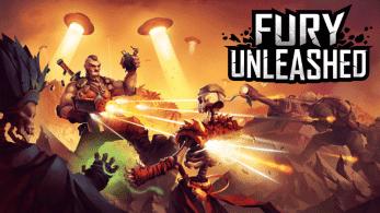 Fury Unleashed llega a Nintendo Switch el 8 de mayo