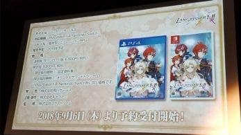Langrisser I & II llega a Switch el 7 de febrero en Japón; detalles sobre las ediciones, DLC y más