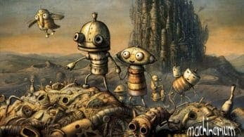 Machinarium está de camino a Nintendo Switch