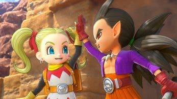 Dragon Quest Builders 2 vendió el 67% de sus copias en Switch y el 33% en PS4 en su primera semana en Reino Unido