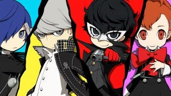 [Act.] Famitsu puntúa Persona Q2: New Cinema Labyrinth, Billion Road, Hand of Fate 2 y más (21/11/18)