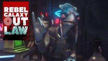 [Act.] Anunciado Rebel Galaxy Outlaw, que llegará a Nintendo Switch el próximo año