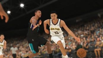 Echa un vistazo a estos 15 minutos de gameplay de NBA 2K19 en Nintendo Switch