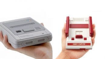 Nintendo lanzará un pack de Famicom Mini + Super Famicom Mini en Japón