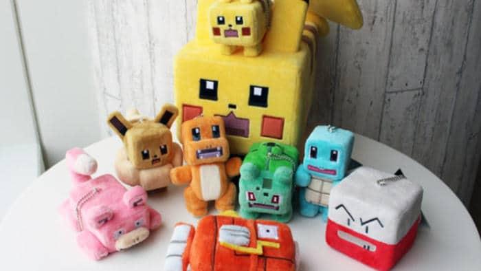 Nueva línea de merchandising con temática de Pokémon Quest ya disponible en Amazon Japón
