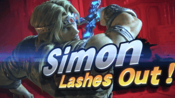 Simon y Richter Belmont se unen a la batalla en Super Smash Bros. Ultimate