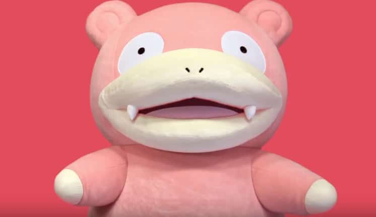 Ya disponible un nuevo vídeo musical de Pokémon inspirado en Slowpoke