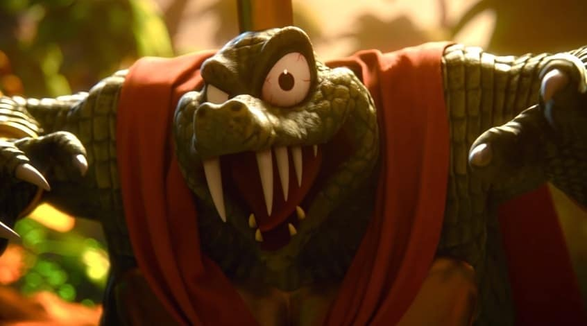 Gregg Mayles, quien nombró a King K. Rool, no esperaba que apareciese en Super Smash Bros. Ultimate