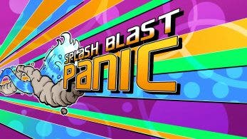 Splash Blast Panic llegará a Nintendo Switch distribuido por Digital Smash