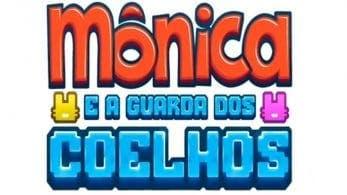 Monica e a Guarda dos Coelhos confirma su lanzamiento para Nintendo Switch