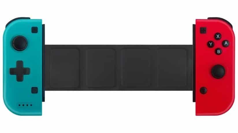 Time Owner presenta este extraño mando para Switch que une los Joy-Con con una tira de goma