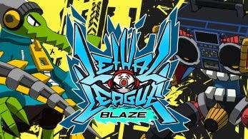 Lethal League Blaze está previsto que llegue en julio a Occidente