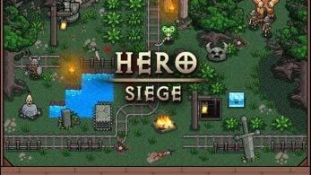 Hero Siege está de camino a Nintendo Switch