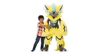 [Act.] El peluche Pokémon de Zeraora a tamaño real existe y es simplemente genial