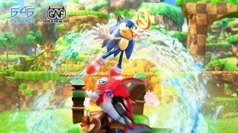 First 4 Figures presenta la estatua de resina de Sonic vs. Chopper