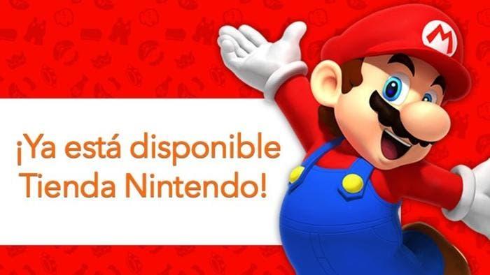 Ya está disponible Tienda Nintendo en Perú, Argentina y Chile
