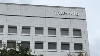 La N del logo de la sede de Nintendo en Kioto continúa desaparecida