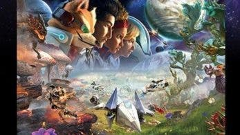 La Nintendo UK Store ofrece este póster con la reserva de Starlink: Battle for Atlas