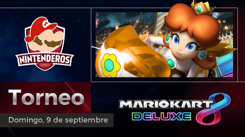 Torneo Mario Kart 8 Deluxe | La gran carrera