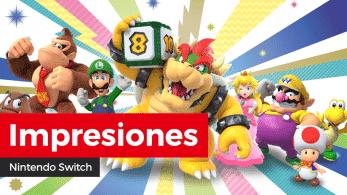 [Impresiones]Super Mario Party
