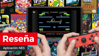 [Reseña] Aplicación Nintendo Entertainment System – Nintendo Switch Online