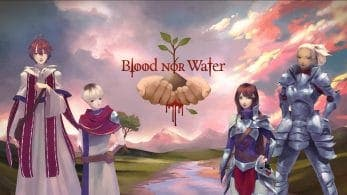 Blood nor Water confirma su lanzamiento en Nintendo Switch
