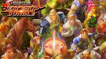 [Act.] Tráiler de lanzamiento de Capcom Beat'Em Up Bundle