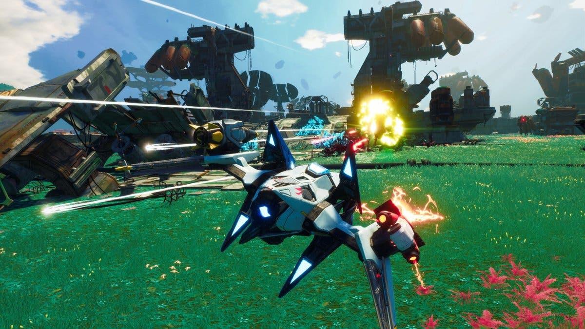 Se muestran nuevas imágenes de Starlink: Battle for Atlas, donde podemos ver a Wolf