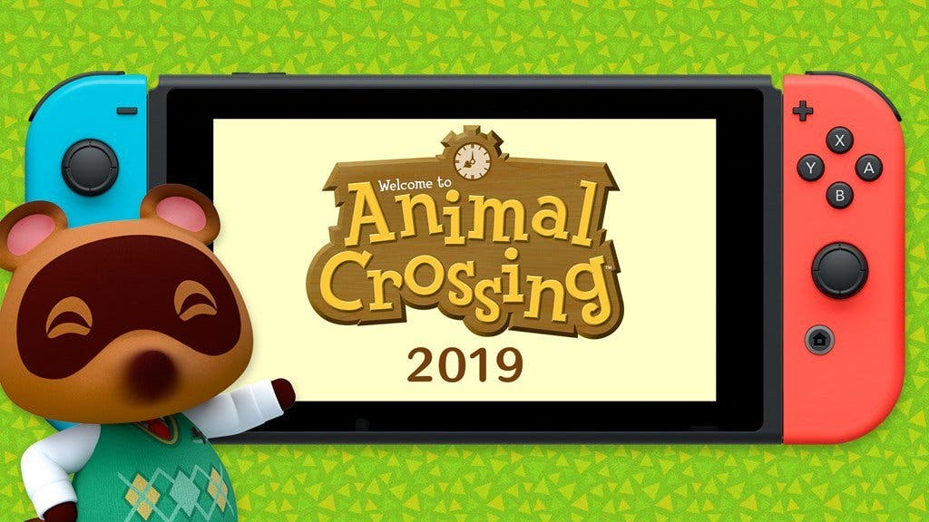 Rumor Animal Crossing Para Nintendo Switch Se Lanzara Entre Marzo Y