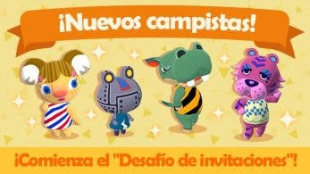 Zelanda, Ranobot, Roco y Lilu llegan a Animal Crossing: Pocket Camp