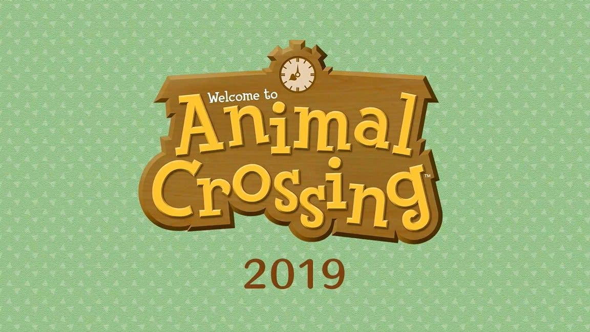 Animal Crossing anunciado para Nintendo Switch, disponible en 2019