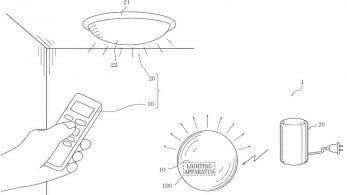 """Nintendo y Panasonic registran una patente de un dispositivo QOL de luz para """"relajarse y despertarse"""""""