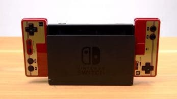 Japón recibirá estos mandos geniales de Famicom para Nintendo Switch